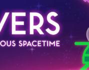 Lovers In A Dangerous Spacetime LIUB